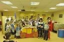 «КРОШКИ МОИ, ЗА МНОЙ!»: Воскресная школа ушла на каникулы