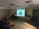 Встреча с Ольгой Сергеевной Четверухиной в воскресной школе