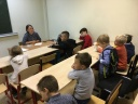 В Воскресной школе начался новый учебный год