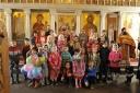 Пасха в Воскресной школе