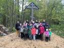 Экскурсия воскресной школы в эко-парк храма мч. Уара (пос. Вешки)