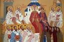 Будем верными святым отцам. Слово в неделю святых отец VII Вселенского собора, сказанное протоиереем Всеволодом Шпиллером.