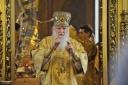 В воскресенье 29 января Божественную Литургию возглавил высокопреосвященнейший Михаил архиепископ Женевский и Западноевропейский