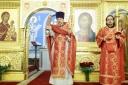 Первое Пасхальное богослужение после 99-летнего перерыва было совершено в Князь-Владимирском храме в Лиховом переулке