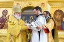 12 июля в наш храм рукоположен дьякон Николай Серебряков