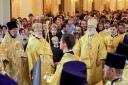 18 ноября в Актовый день ПСТГУ Торжественное богослужение возглавил высокопреосвященнейший архиепископ Верейский Евгений