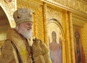 12 июля в Князь-Владимирском храме богослужение возглавил Высокопреосвященнейший Евгений митрополит Таллинский и Всея Эстонии