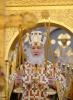 Святейший Патриарх Кирилл возглавил Божественную Литургию в день памяти свт.Тихона и Всех Отцов Всероссийского Поместного Собора