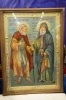 С 19 по 23 декабря в нашем храме будут находиться для поклонения святыни из Грузии: икона прпп. Серафима Саровского и Гавриила Ургебадзе, а также скуфейка прп. Гавриила и др.