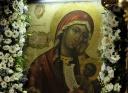 Митрополит Истринский Арсений возглавил богослужение в храмовый праздник иконы