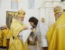 15 декабря Святейший Патриарх Кирилл рукоположил в сан иерея дьякона Дмитрия Артамкина