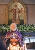 Молебен у мощей Патриарха Тихона