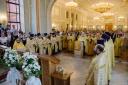31 августа в Князь-Владимирском храме прошел молебен перед началом учебного года
